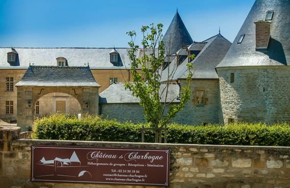 chateau de Charbogne