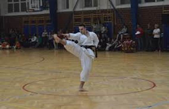 Stage de jujitsu