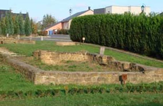 Le site archéologique de Ville sur Lumes