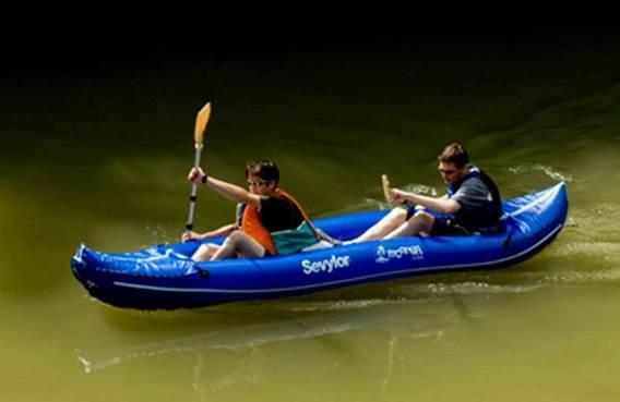 Canoes de Mery