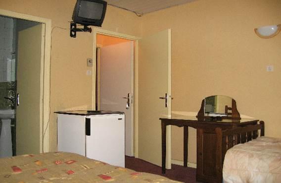 chambre lit jumeau