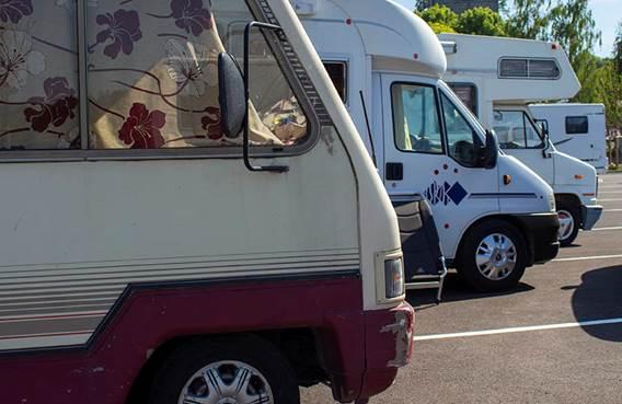 Aire de camping car givet