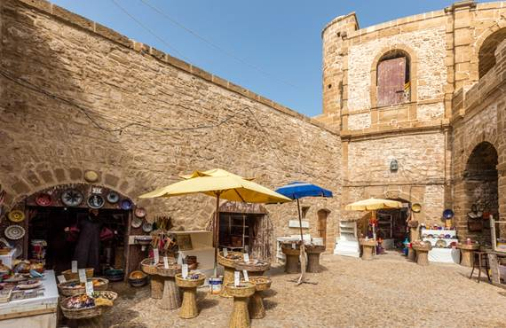 Skala de la Kasbah d'Essaouira