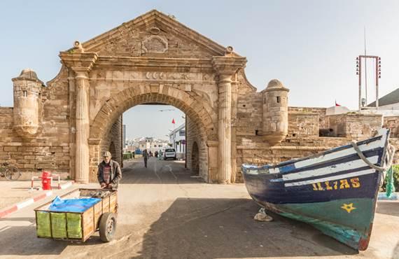Canons, bâbs et bastions à Essaouira