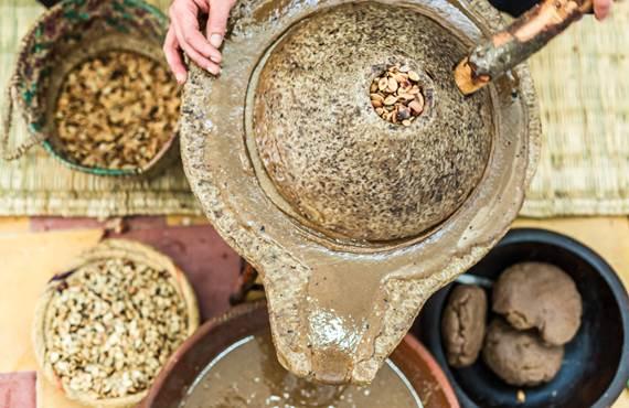 L'huile d'Argan ESSAOUIRA