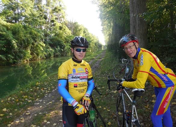 Cyclo sortie Chooz