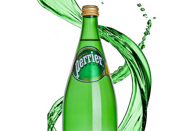 Source Perrier à Vergèze