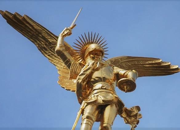 L'Archange du Mont Saint-Michel