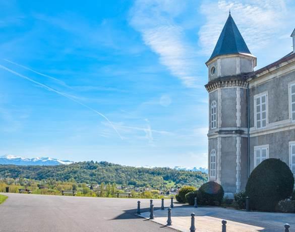Bizanos - Les hauteurs de Franqueville