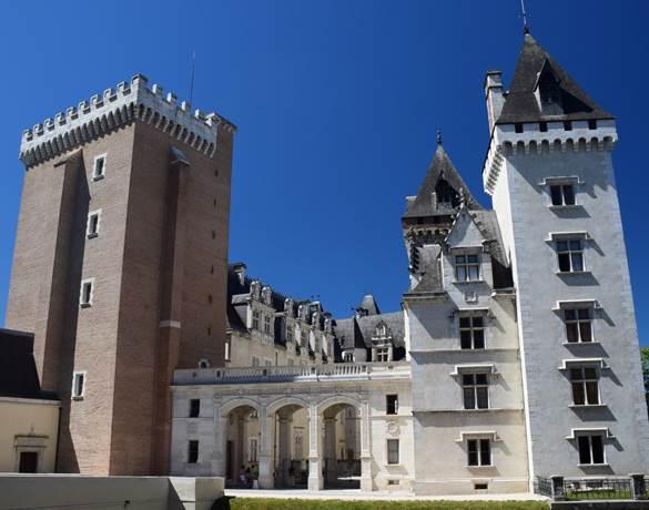Les incontournables de Pau, capitale royale.