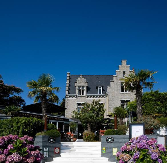 Le Petit Hôtel des Hortensias