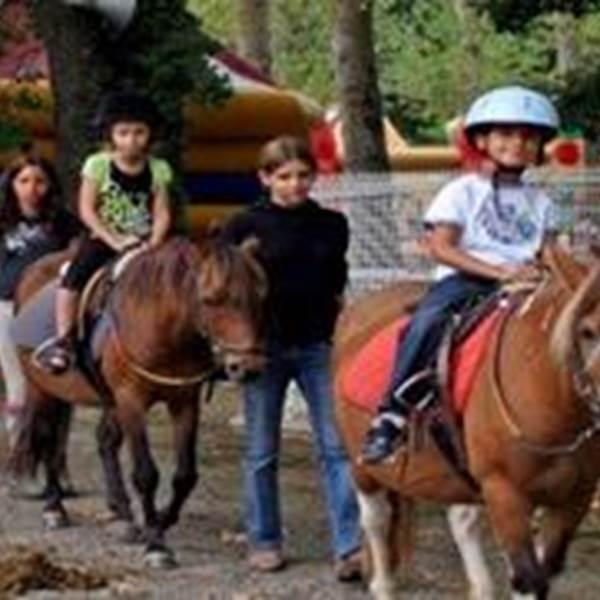 Courses et Journée des enfants à l'hippodrome