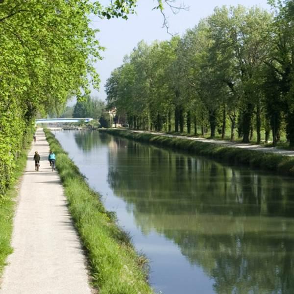 Vélo Voie Verte du Canal des Deux Mers