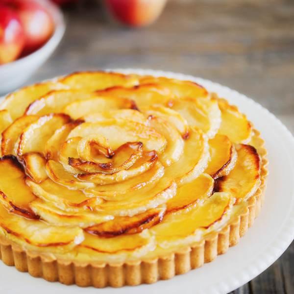 [Recette] Tartelettes aux pommes et Pélardon
