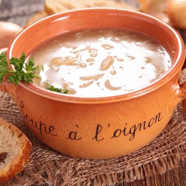 [Recette] Soupe à l'oignon doux des Cévennes