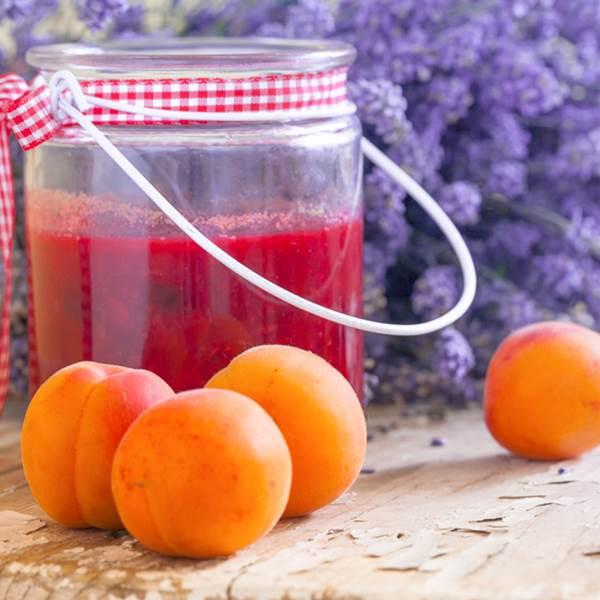 [Recette] Compote d'abricots miel et lavande