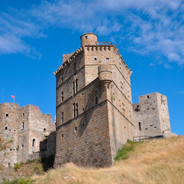 Visite guidée du château de Portes