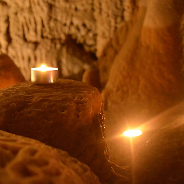 Trabuc : la grotte s'enflamme