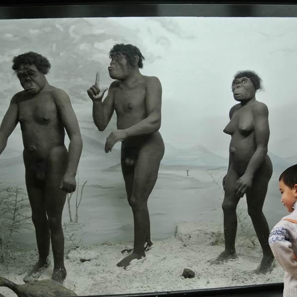 Comment le préhistorama a sauvé notre week-end !
