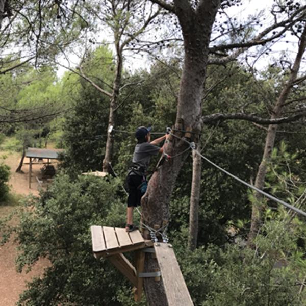 Après-midi aventure à Forest Parc