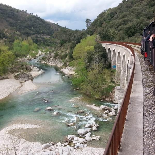 Le Train à Vapeur des Cévennes, une aventure en famille !