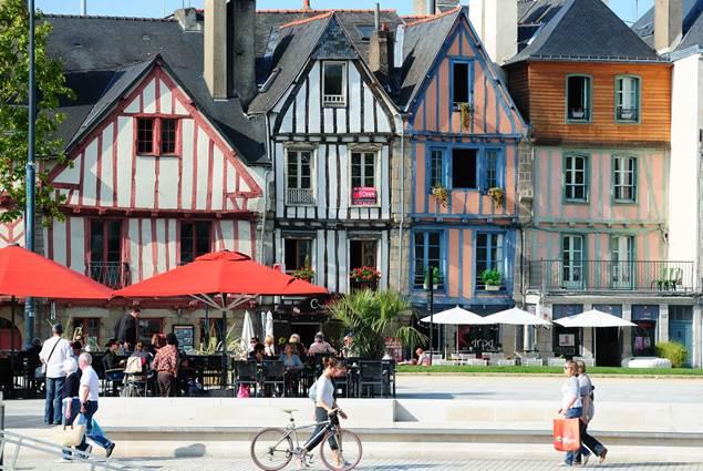 Vannes  Le Port