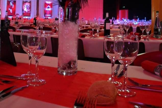 Pour votre dîner de gala, avec Escapades Gourmandes, vous avez carte blanche