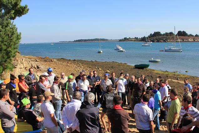 Funbreizh organise votre évènement d'entreprise en Morbihan Bretagne Sud