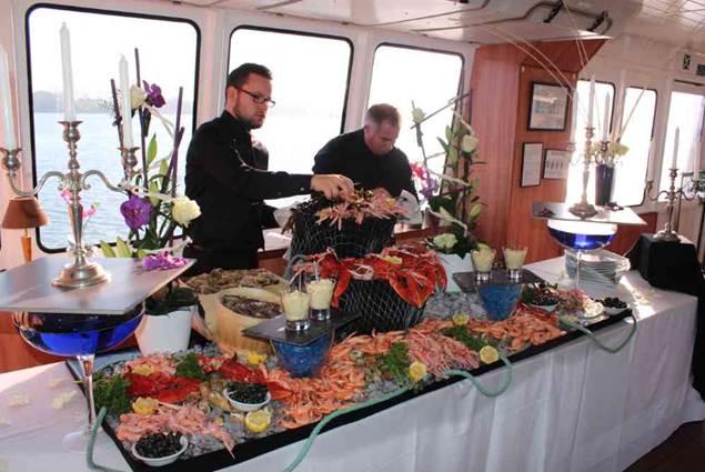 Navix bateau restaurant