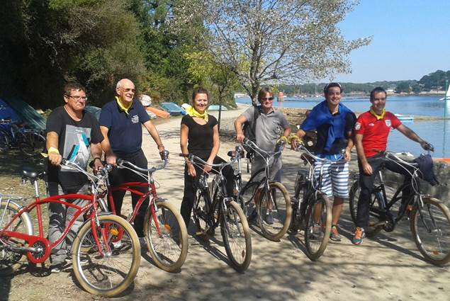 Rallye Vélo ILe aux Moines