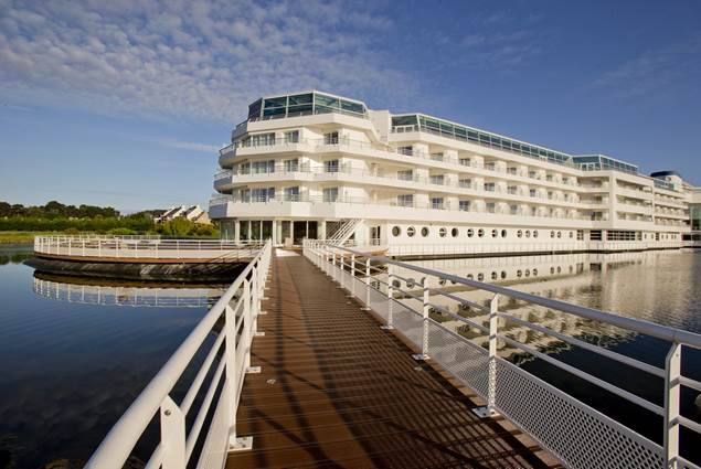 Miramar Crouesty Hotel Thalasso & Spa - Morbihan Bretagne Sud