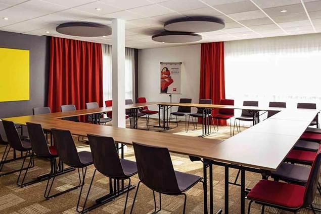 votre Salle de réunion à l'hôtel Ibis thalassa Quiberon
