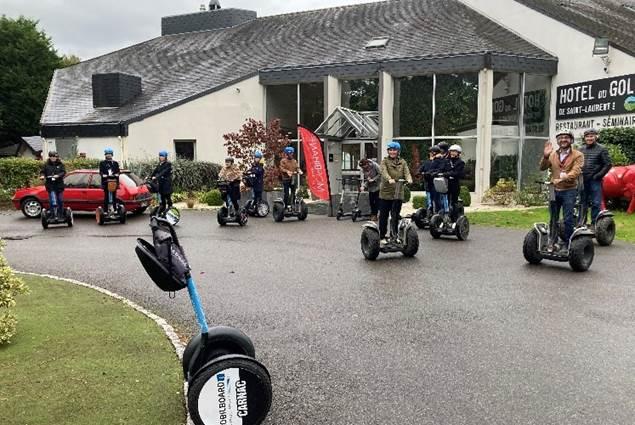 Séminaire Hôtel Golf St Laurent
