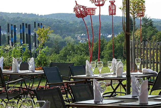 Restaurant-®LaGreedesLandes  - Yves Rocher