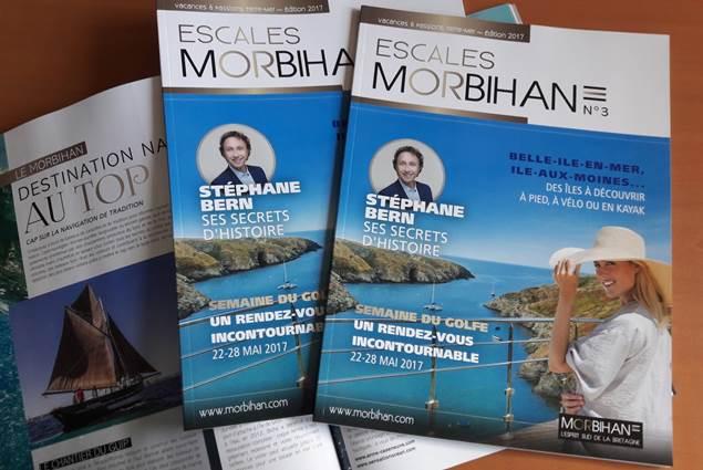 Magasine Escale en Morbihan