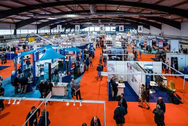 Parc des expo Lorient Bretagne Sud