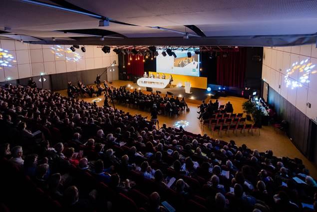 Palais des Congres de Lorient Bretagne Sud