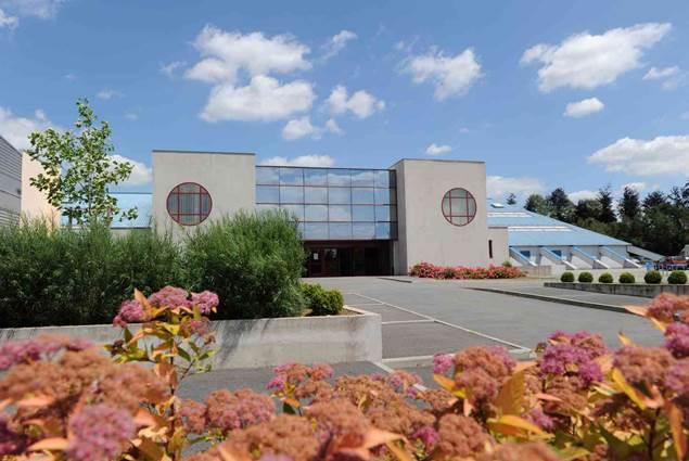 Parc des Expositions de Pontivy - Safire - Morbihan Bretagne Sud