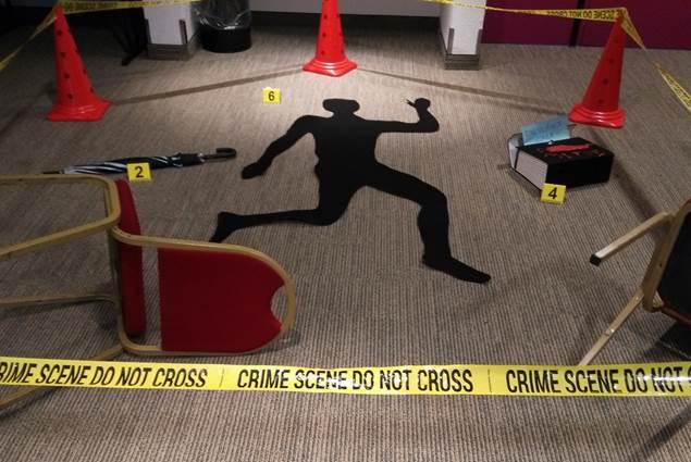 Murder Party avec Au Gré du Vent