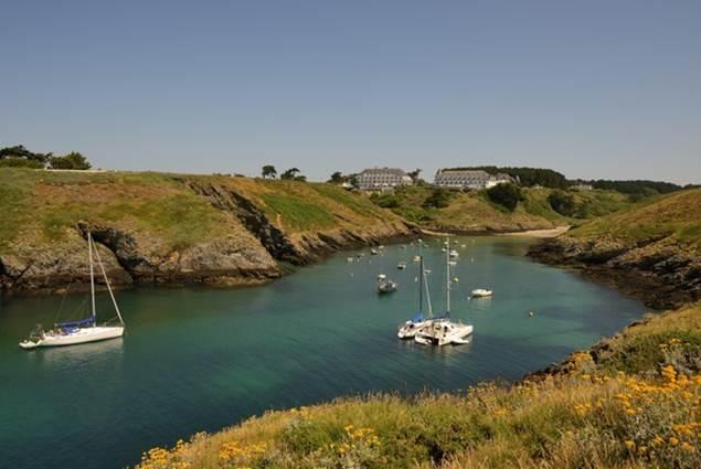 Pour fixer le Cap à vos équipes, le Castel Clara Thalasso et Spa à Belle Ile en Mer !