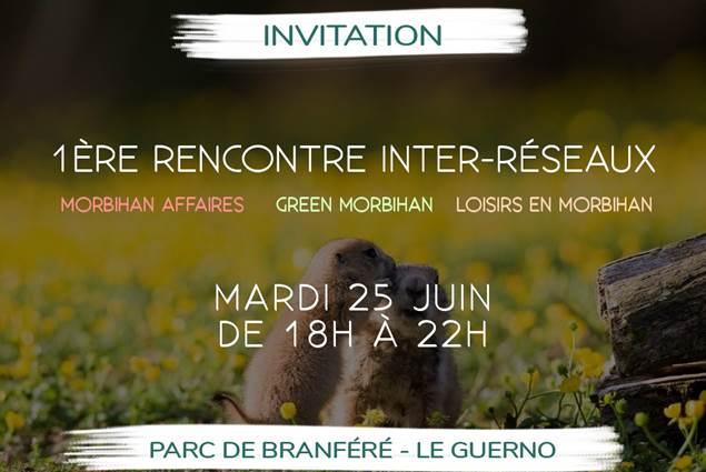 Soirée Inter réseaux Morbihan