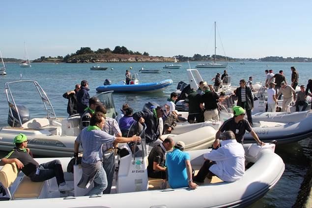 Activité de Team Building en Morbihan Bretagne Sud