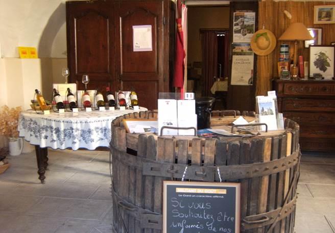 Randonnée dans les vignes du Languedoc