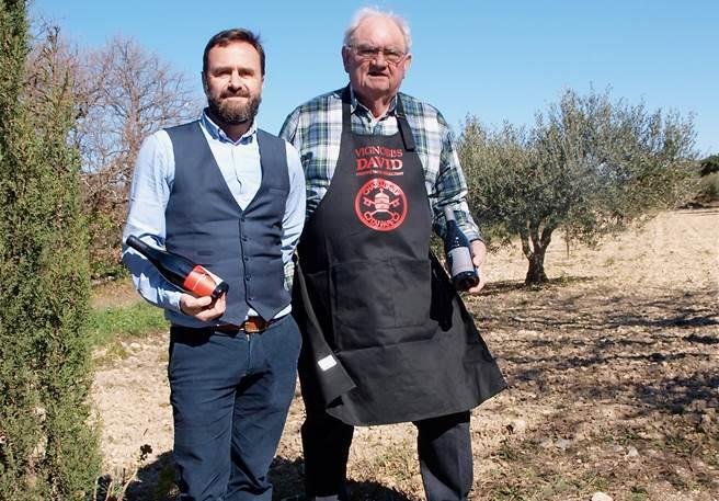 Balade Vigneronne aux Vignobles David