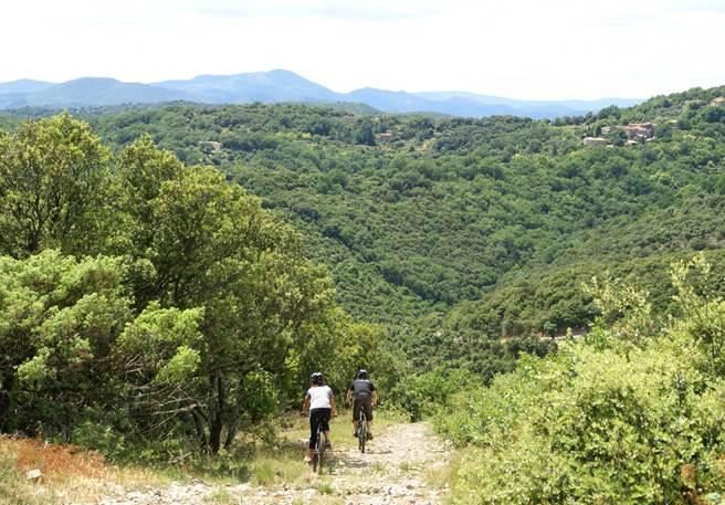 Week-end Escapade Nature VTT en Cévennes