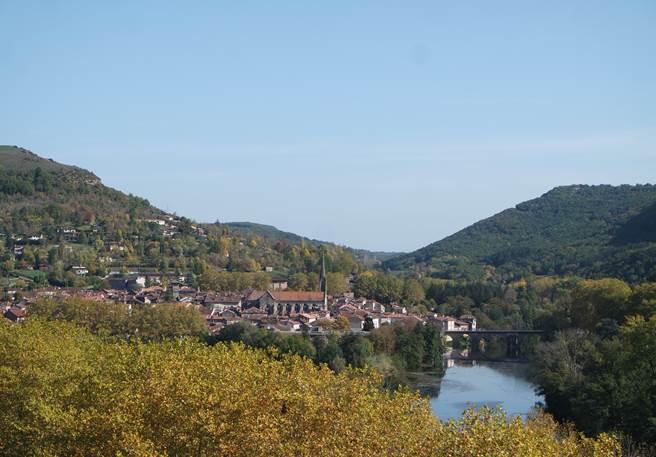 Journée groupes dans les Gorges de l'Aveyron