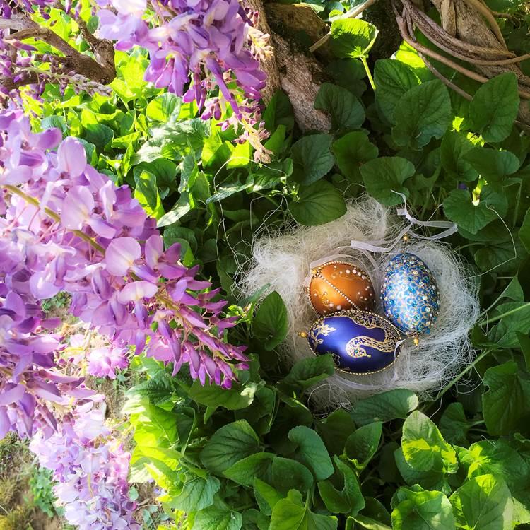 La Chasse aux œufs de Pâques est ouverte dans le Domaine !