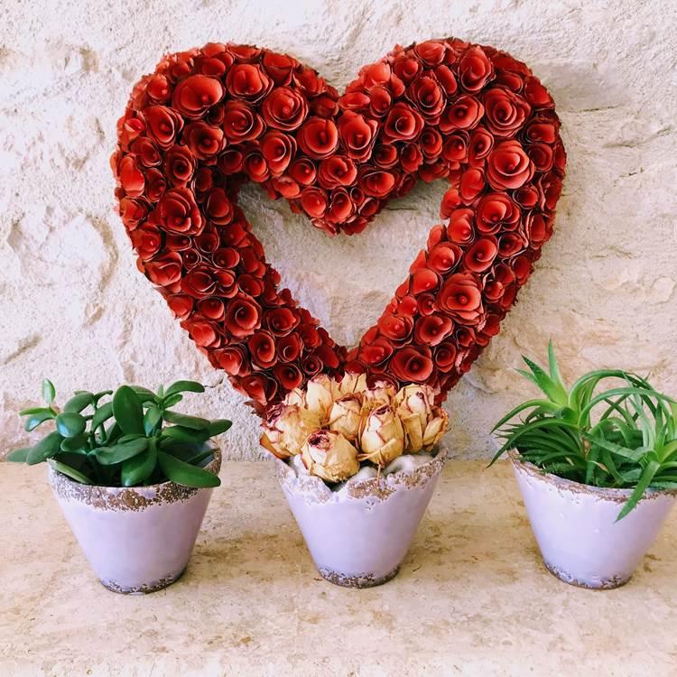 Weekend en amoureux dans la chambre Fleur de Vigne à Côté Granges