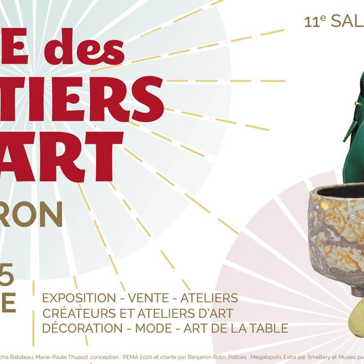 Salon-Rue-Metiers-Art-Nontron-couv-ev