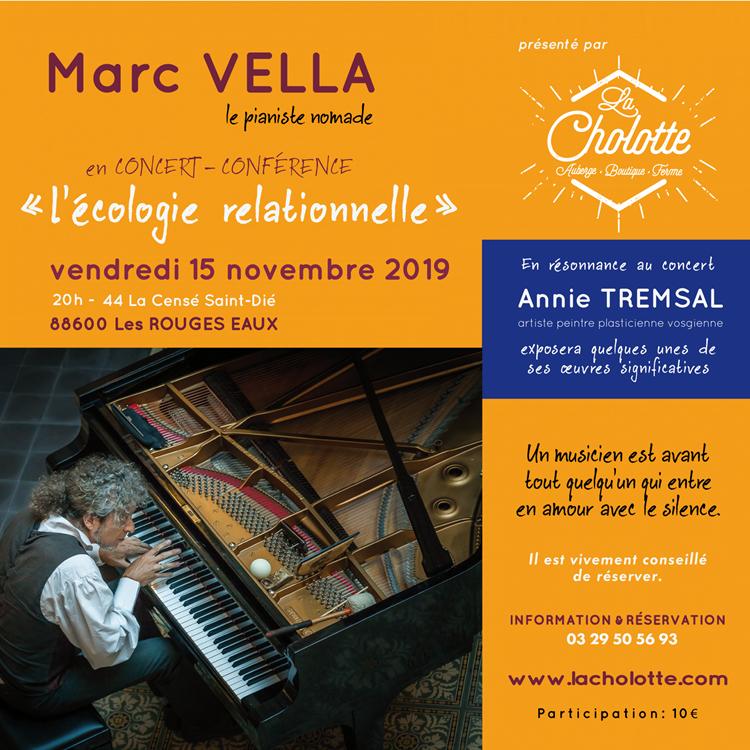 Marc VELLA + Annie Cholotte 2019-01